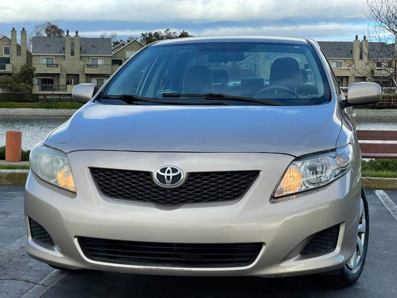 2010 Toyota Corolla for sale at Continental Car Sales in San Mateo CA