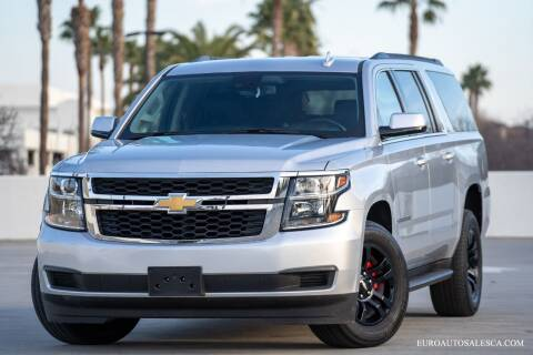 2020 Chevrolet Suburban for sale at Euro Auto Sales in Santa Clara CA