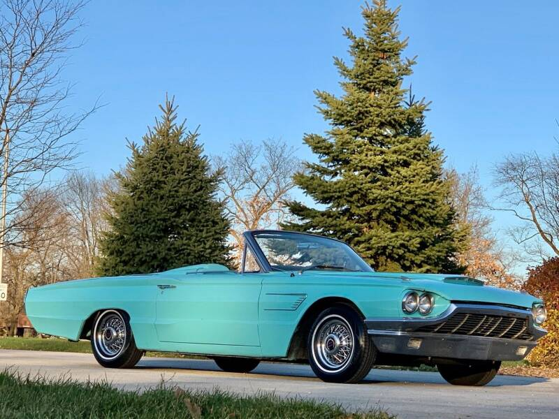 1965 Ford Thunderbird for sale at Classic Auto Haus in Geneva IL