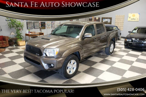 2013 Toyota Tacoma for sale at Santa Fe Auto Showcase in Santa Fe NM