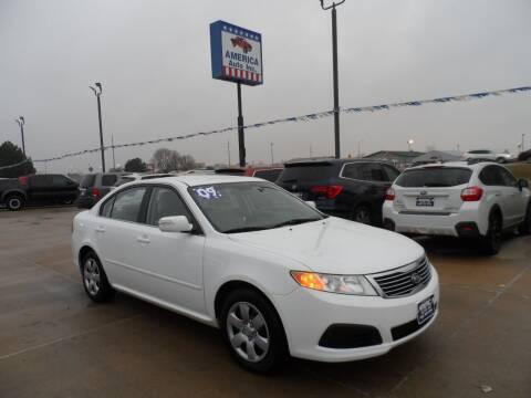 2009 Kia Optima for sale at America Auto Inc in South Sioux City NE