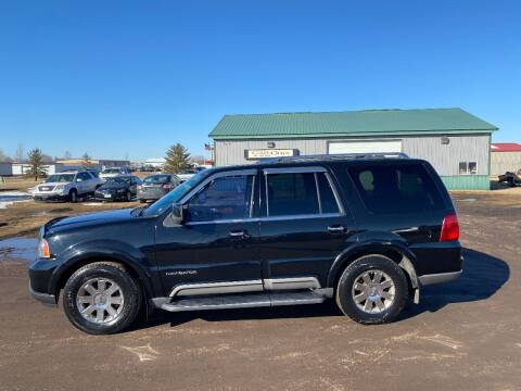 2003 Lincoln Navigator for sale at Car Guys Autos in Tea SD
