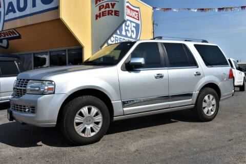 2010 Lincoln Navigator for sale at Buy Here Pay Here Lawton.com in Lawton OK