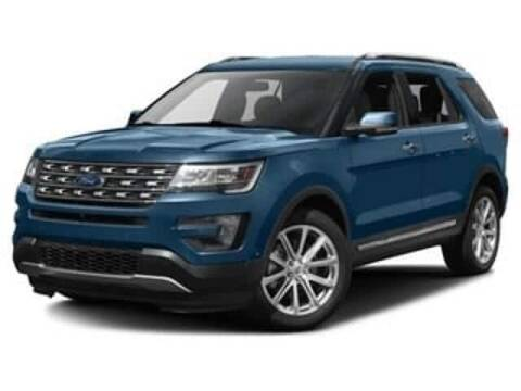 2017 Ford Explorer for sale at EDMOND CHEVROLET BUICK GMC in Bradford PA