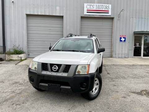 2007 Nissan Xterra for sale at CTN MOTORS in Houston TX