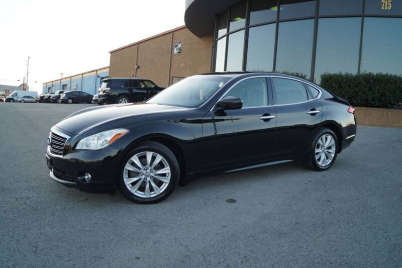 2011 Infiniti M37 for sale at Next Ride Motors in Nashville TN