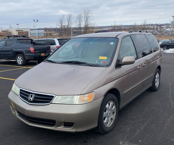 2003 Honda Odyssey for sale at The Bengal Auto Sales LLC in Hamtramck MI