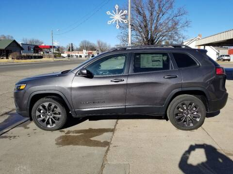 2021 Jeep Cherokee for sale at Faw Motor Co - Faws Garage Inc. in Arapahoe NE