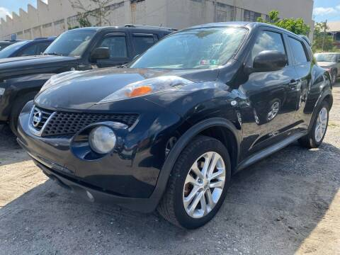 2012 Nissan JUKE for sale at Philadelphia Public Auto Auction in Philadelphia PA