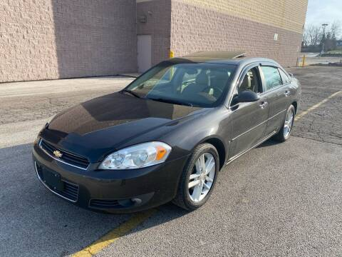 2008 Chevrolet Impala for sale at JE Autoworks LLC in Willoughby OH