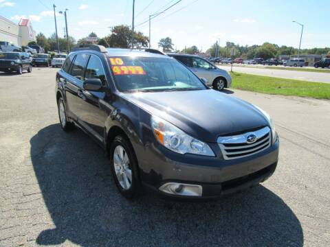 2010 Subaru Outback for sale at Auto Bella Inc. in Clayton NC