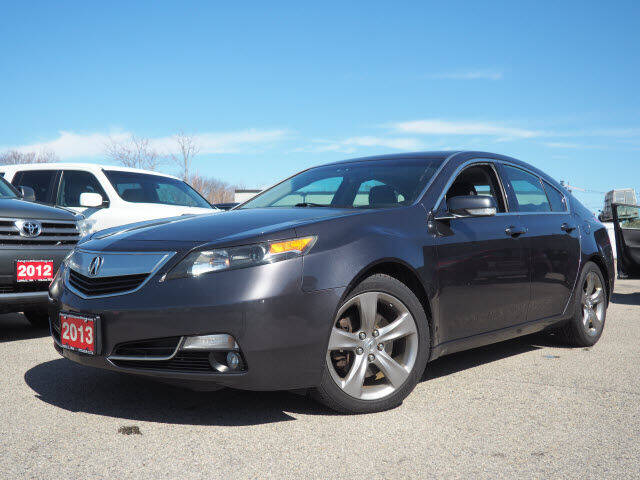 2013 Acura TL for sale at AutoCredit SuperStore in Lowell MA