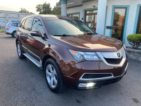 2010 Acura MDX for sale at Autopike in Levittown PA