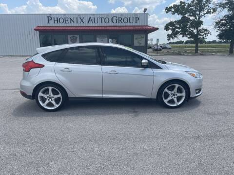 2016 Ford Focus for sale at PHOENIX AUTO GROUP in Belton TX