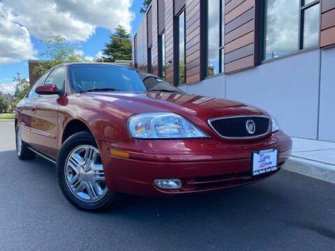 2000 Mercury Sable for sale at DAILY DEALS AUTO SALES in Seattle WA