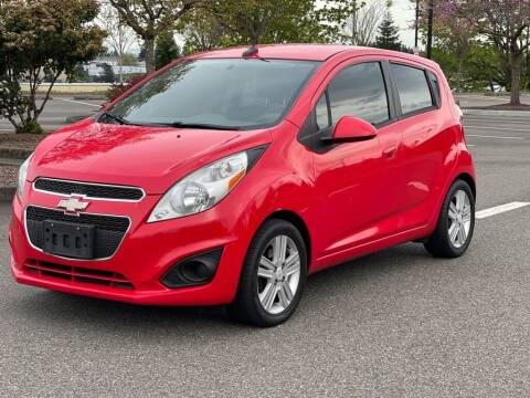2013 Chevrolet Spark for sale at Q Motors in Tacoma WA
