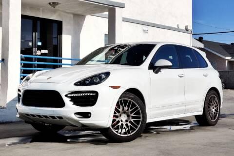 2014 Porsche Cayenne for sale at Fastrack Auto Inc in Rosemead CA