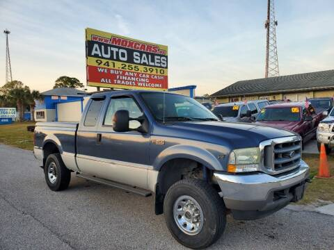 2004 Ford F-250 Super Duty for sale at Mox Motors in Port Charlotte FL