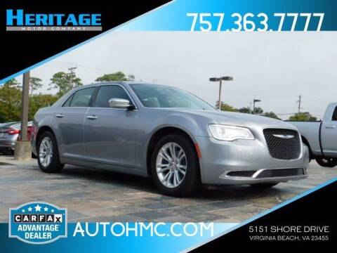 2017 Chrysler 300 for sale at Heritage Motor Company in Virginia Beach VA