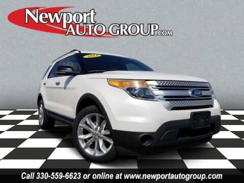 2011 Ford Explorer for sale at Newport Auto Group in Austintown OH