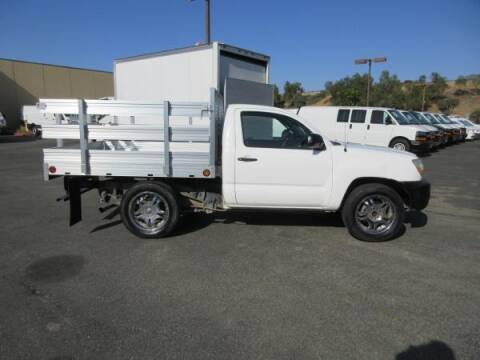 2011 Toyota Tacoma for sale at Norco Truck Center in Norco CA