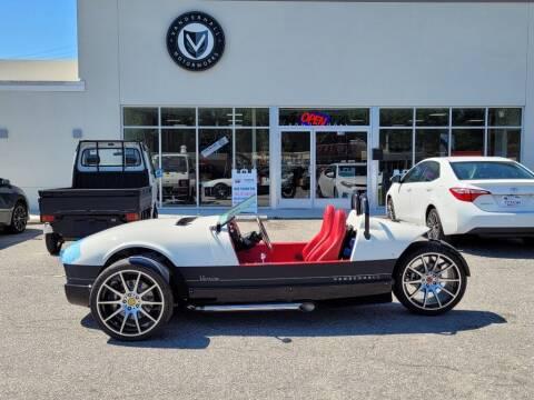 2021 Vanderhall Venice for sale at Moke America of Virginia Beach - Vanderhall in Chesapeake VA