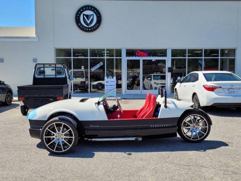 2021 Vanderhall Venice for sale at Moke America of Virginia Beach in Virginia Beach VA