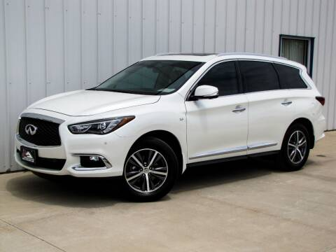 2018 Infiniti QX60 for sale at Lyman Auto in Griswold IA