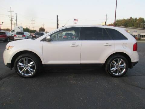 2011 Ford Edge for sale at Home Street Auto Sales in Mishawaka IN