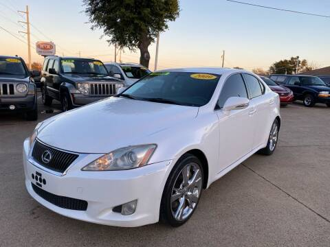 2009 Lexus IS 350 for sale at CityWide Motors in Garland TX