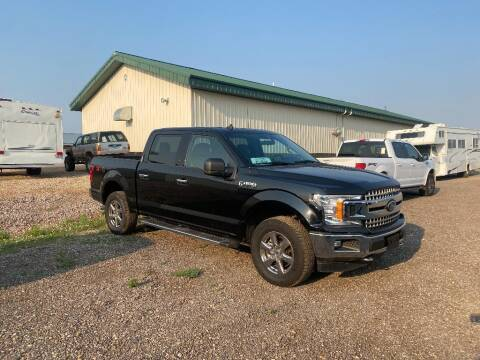 2020 Ford F-150 for sale at Platinum Car Brokers in Spearfish SD
