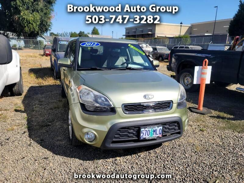 2012 Kia Soul for sale at Brookwood Auto Group in Forest Grove OR