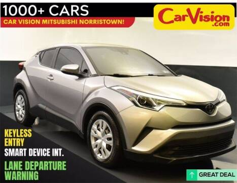 2019 Toyota C-HR for sale at Car Vision Buying Center in Norristown PA
