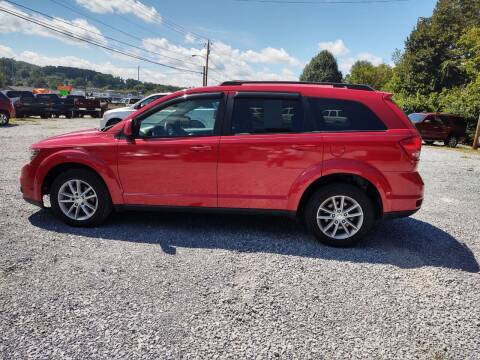 2013 Dodge Journey for sale at Magic Ride Auto Sales in Elizabethton TN