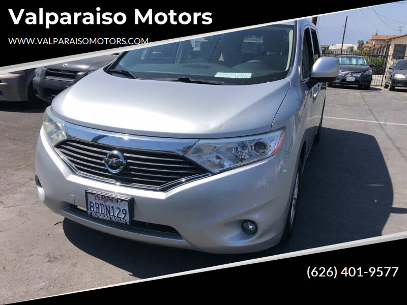 2016 Nissan Quest for sale in El Monte, CA