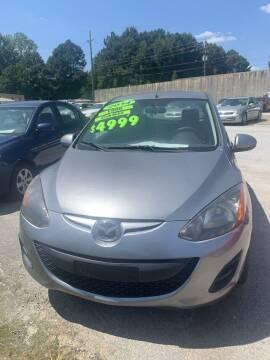 2014 Mazda MAZDA2 for sale at J D USED AUTO SALES INC in Doraville GA