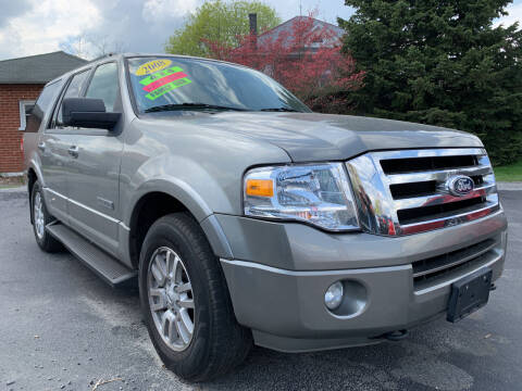 2008 Ford Expedition for sale at Waltz Sales LLC in Gap PA