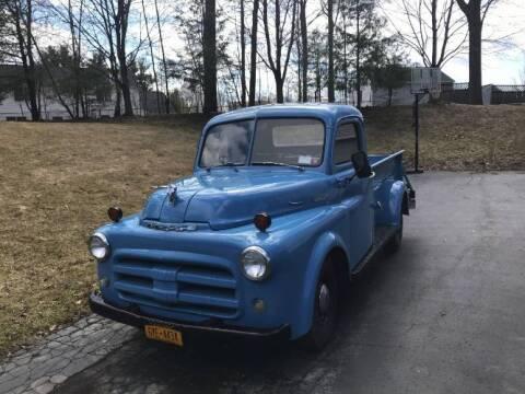 1952 Dodge Ram Van