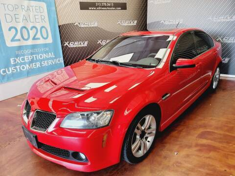 2009 Pontiac G8 for sale at X Drive Auto Sales Inc. in Dearborn Heights MI