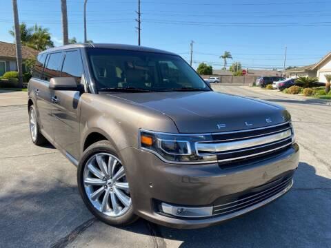 2019 Ford Flex for sale at SoCal Motors in Los Alamitos CA