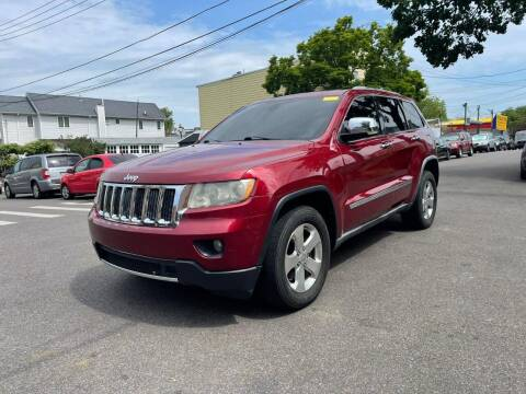 2012 Jeep Grand Cherokee for sale at Kapos Auto, Inc. in Ridgewood NY