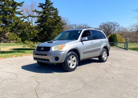 2004 Toyota RAV4 for sale at Cartopia Auto Sales in St Louis MO