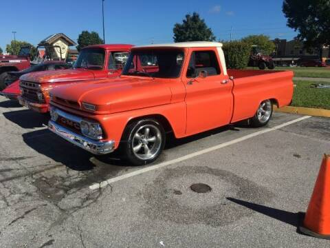 1966 GMC C/K 1500 Series for sale at Classic Car Deals in Cadillac MI