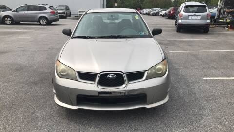 2006 Subaru Impreza for sale at Reyes Automotive Group in Lakewood NJ