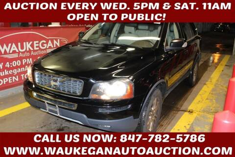 2011 Volvo XC90 for sale at Waukegan Auto Auction in Waukegan IL