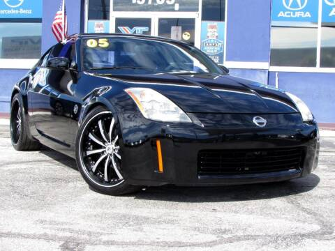 2005 Nissan 350Z for sale at Orlando Auto Connect in Orlando FL