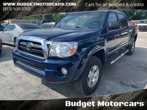 2007 Toyota Tacoma for sale at Budget Motorcars in Tampa FL
