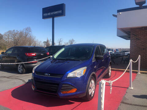 2015 Ford Escape for sale at Penland Automotive Group in Laurens SC