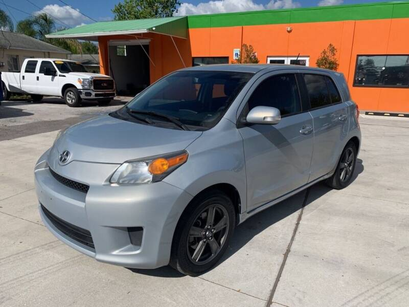 2013 Scion xD for sale at Galaxy Auto Service, Inc. in Orlando FL