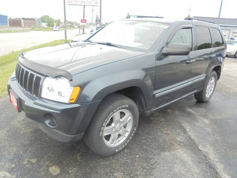 2007 Jeep Grand Cherokee for sale at Century Auto Sales LLC in Appleton WI